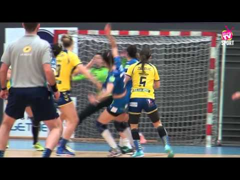 Handball D2F BDP vs POLE SUD