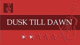 Video Violin & Guitar Duet - ZAYN - Dusk Till Dawn Ft. Sia (Sheet music - Guitar chords) download MP3, 3GP, MP4, WEBM, AVI, FLV Juli 2018