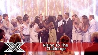 Bodyform presents  Rising to The Challenge with The X Factor Finalists