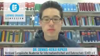 Dr. Kipker zum Thema Datenschutz und Awareness (Skype Interview)