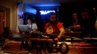 Steve Angello and 40 Principales Radio Live at Cafe Mambo Ibiza