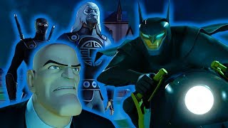 Beware The Batman | Wayne Manor Under Attack | DC Kids