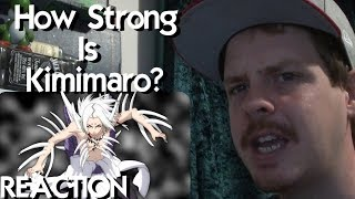 Download lagu How Strong is Kimimaro REACTION MP3