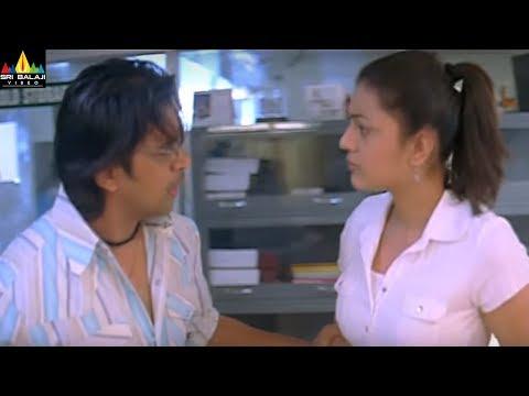 Aarya comedy scenes allu arjun love letter comedy - 3 1