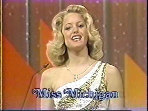 MISS AMERICA 1980 OPENING