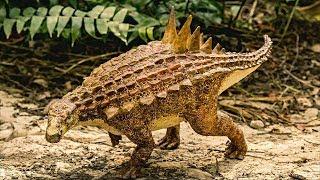 Мексиканские палеонтологи открыли новый вид нодозавров