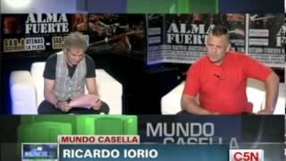 """RICARDO IORIO  """"Sabina me chupa la pija"""""""