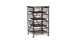 folding kitchen cart – genteroma.co | 180x320