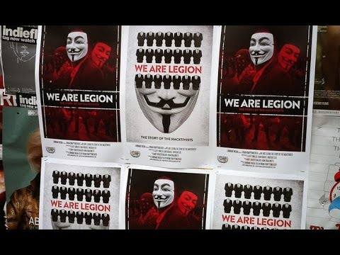 Film - Documentaire Anonymous VOST.FR