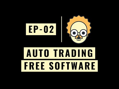 Auto Trading - How to Setup Free Auto Trading Software in India
