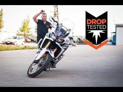 Africa Twin Drop Tested Crash Bars - Outback Motortek