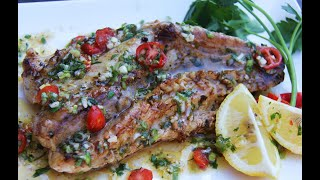 Grilled Monkfish #TastyTuesdays   CaribbeanPot.com