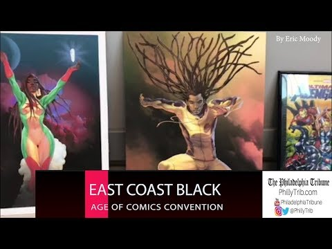 17th Annual East Coast Black Age of Comics Convention