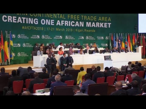 Nigeria to join African free trade zone