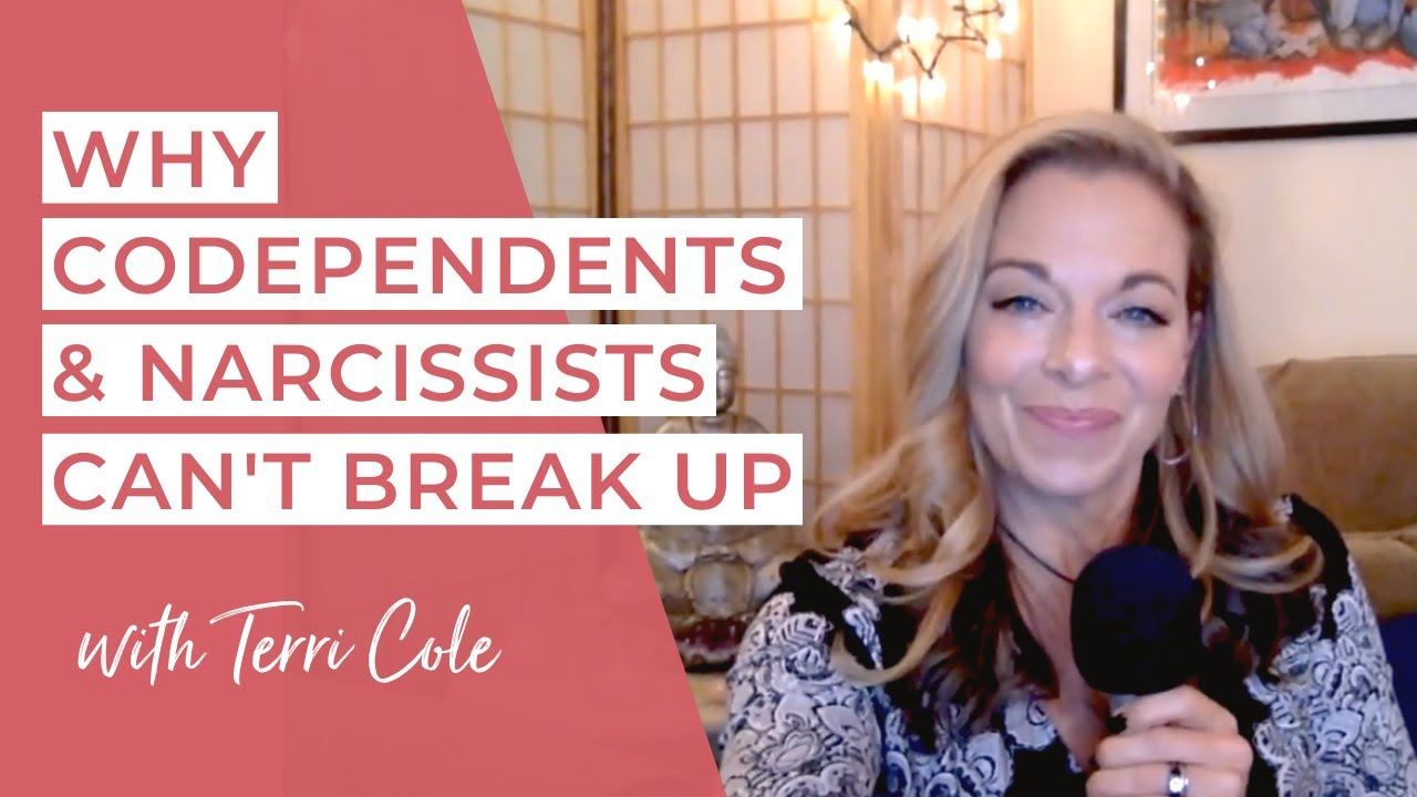 Why Codependents and Narcissists Can't Break Up - Terri Cole - Real Love  Revolution 2016