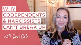 why codependents and narcissists can t break up terri cole real love revolution 2016