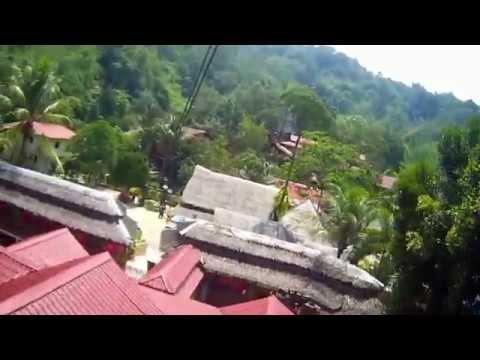 Agrotek Garden Resort Hulu Langat Selangor (Flying Fox)- Part 2