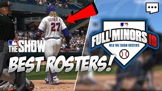 Best Rosters for Realistic MLB The Show 19 Franchise Mode Rebuilds