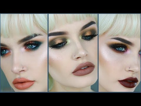 3 LOOKS 1 PALETTE | ABH SUBCULTURE | atleeeey