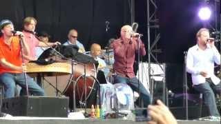 Die Fantastischen Vier - Fornika (Unplugged) - live @ Zurich Openair 26.8.2012