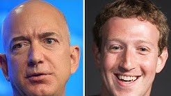 Why Jeff Bezos and Mark Zuckerberg  are reasserting control at Amazon and Facebook