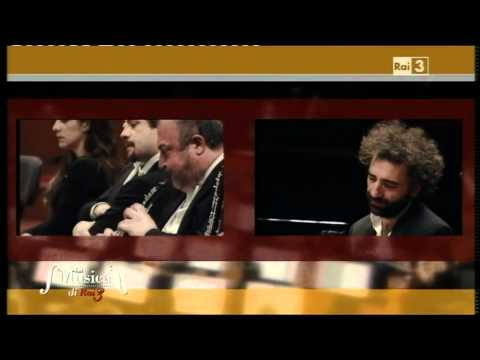 George Gershwin - Concerto in Fa per Pianoforte e Orchestra (Bollani-Conlon)
