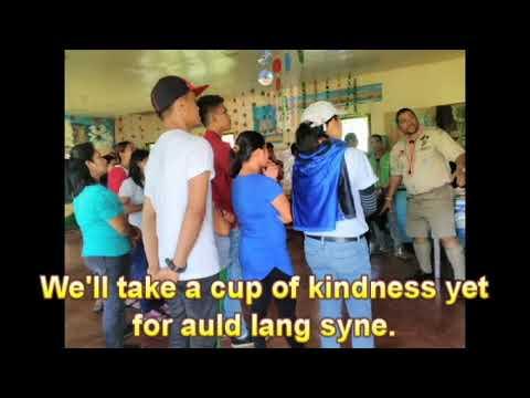 Auld lang syne karaoke dongsals, BTC Maramag 3 District