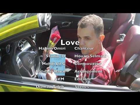 Hakim Omiri (Love) Clip Officiel Par Studio 31
