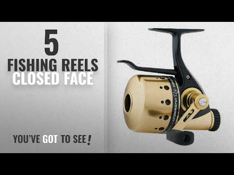 Top 10 Closed Face Fishing Reels [2018]: Daiwa Underspin-XD Series, Trigger-Control Closed-Face