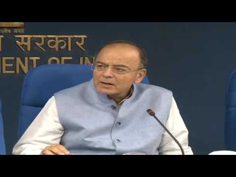 Cabinet Briefing by Union Minister Shri Arun Jaitley