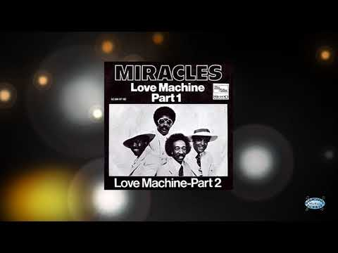 The Miracles - Love Machine