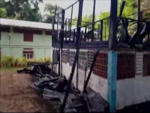 POS Scouts HQ Destroyed In Fire, Arson Suspected