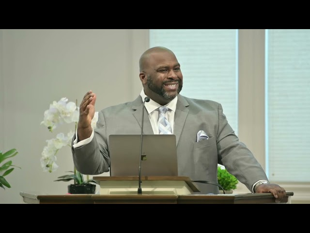 Dr. Eric Walsh - The Sanctuary Power of the Tabernacle (Part 4) (Sabbath Service: August 14th, 2021)