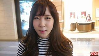 [15.09.07] 크레용팝(Crayon Pop) 일본 출국, 한국 입국 fan cam by Babaway