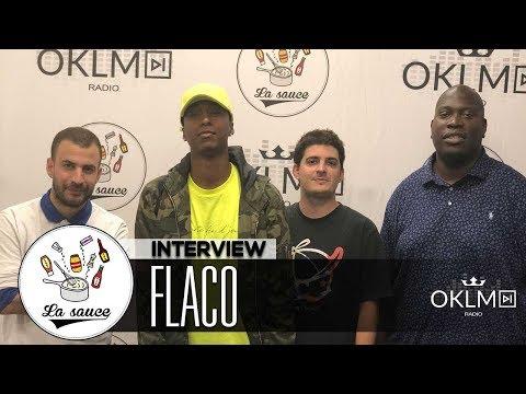 Youtube: FLACO – #LaSauce sur OKLM Radio 25/06/18