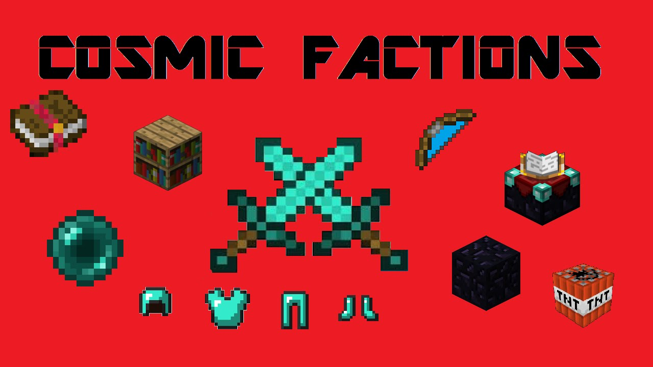 Cosmic factions 1 youtube