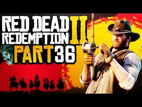 "Red Dead Redemption 2 - Part 36 ""MONEY LENDING AND OTHER SINS - IV"" (Gameplay/Walkthrough)"