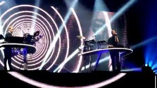 Disclosure - Echoes, Live at Lyon February 17th 2016