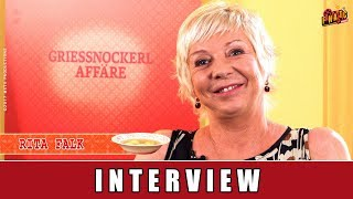 Griessnockerlaffäre - Interview | Autorin Rita Falk