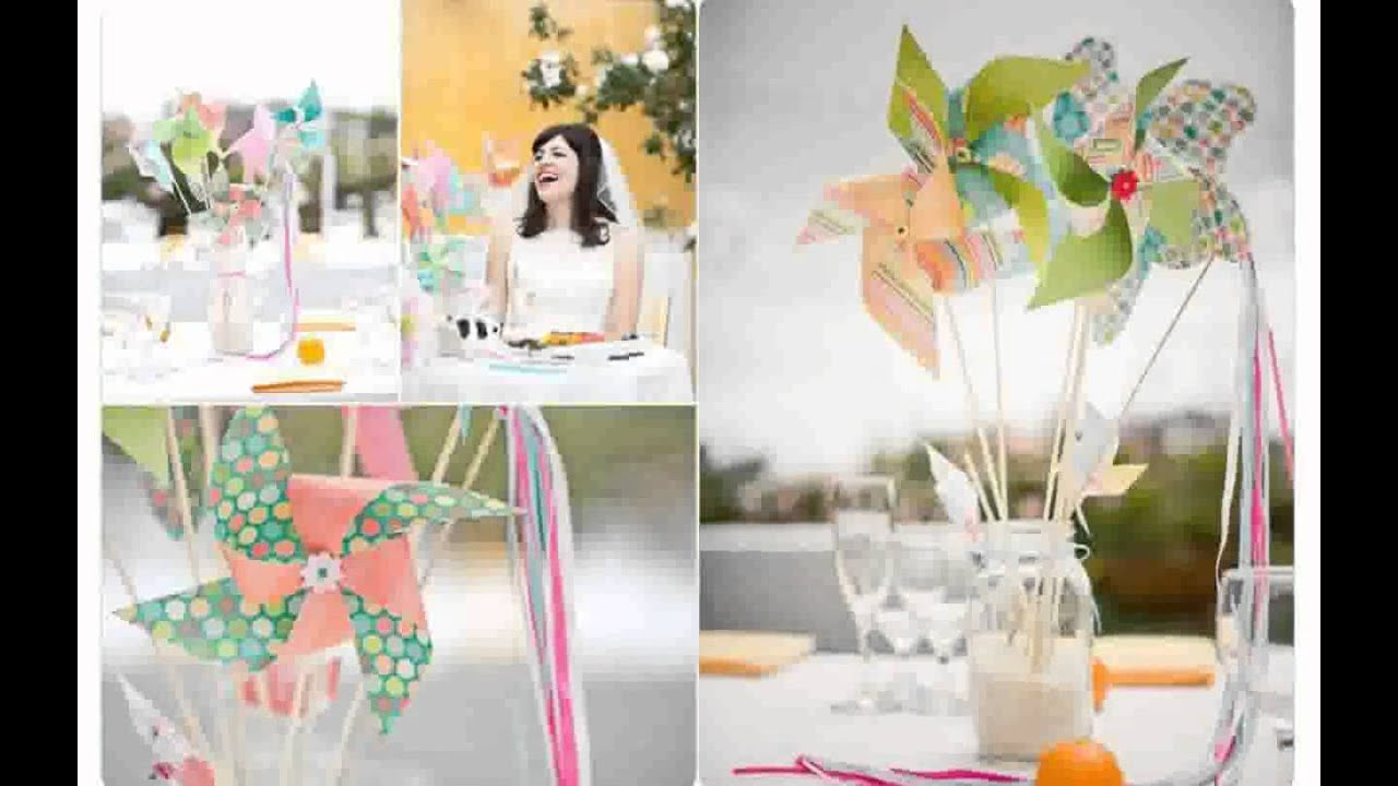 Centrepiece Ideas - YouTube
