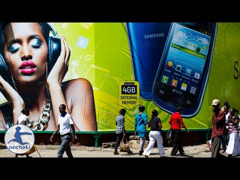 Top 10 Popular Mobile Phones Used in Africa