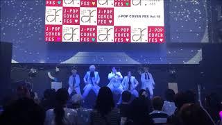 2018年3月11日に開催されたJCF vol.18@渋谷WOMBにて X4の「i want you ...