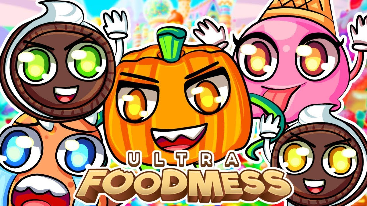 THE CRAZIEST FOOD FIGHT!