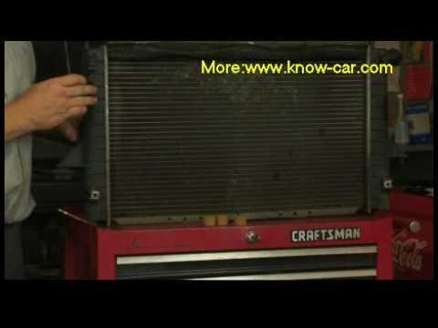 Auto repair videos: How to Seal a Car Radiator
