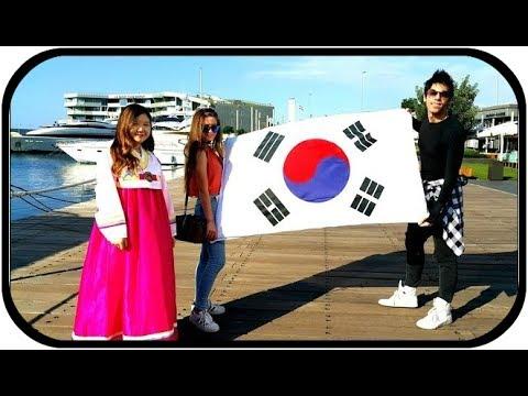 ما رأي اللبنانيين بكوريا؟ {مقابلة في زيتونة}
