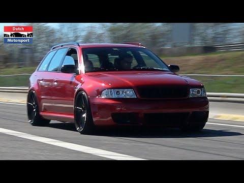 Modified Cars Leaving Nürburgring Tankstelle! - NSX, Supra, RS4, AMG GTR, RS3, Apollo, Lancer Evo,..