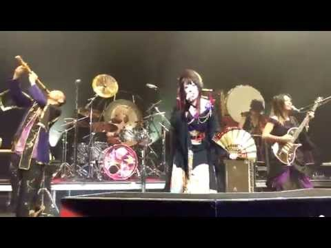 Senbonzakura By Wagakki Band At AnimeExpo 2015! Full Encore (First Ever USA Performance) [4k Res!]