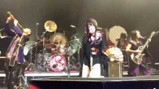 Senbonzakura by Wagakki Band at AnimeExpo 2015 Full Encore
