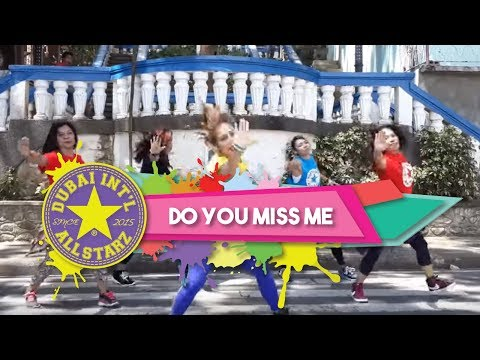 Do you miss Me | Jocelyn enriquez | Dance Fitness | Vida Santos