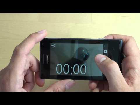 Huawei Ascend W1 - Kamera - Teil 4